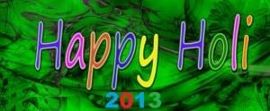 Happy Holi 2013 Facebook timeline