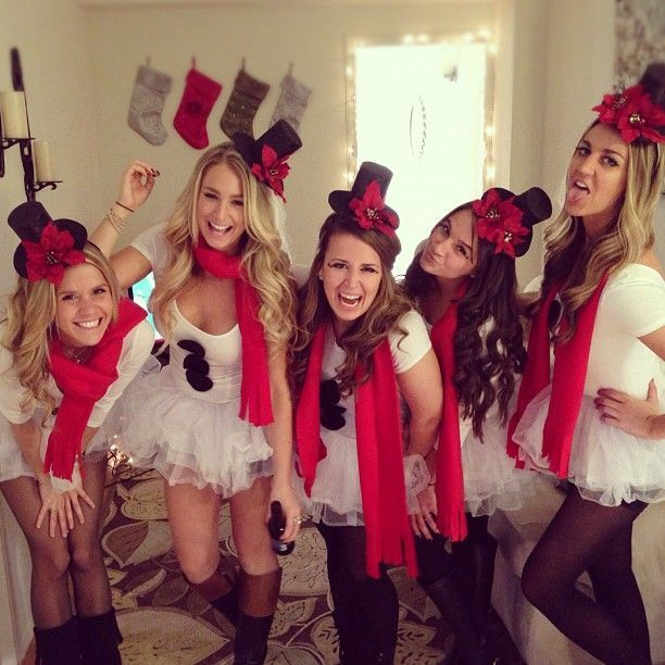 keep in mind frosty costumes for next santacon!