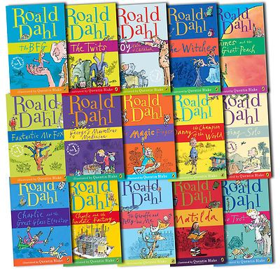 Roald Dahl Projects and Lesson Plan Ideas: 10+ handpicked ideas to ...