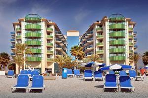 Hotel Kaktus Albir  Description: Hotel Kaktus Albir is een modern viersterren hotel direct gelegen aan het mooie strand van Albir. Je stapt het hotel uit en staat zo met je voeten in het warme zand. Maak een heerlijke...  Price: 321.00  Meer informatie  #beach #beachcheck #summer #holiday