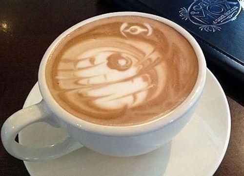 Star Wars Cappuccino <3