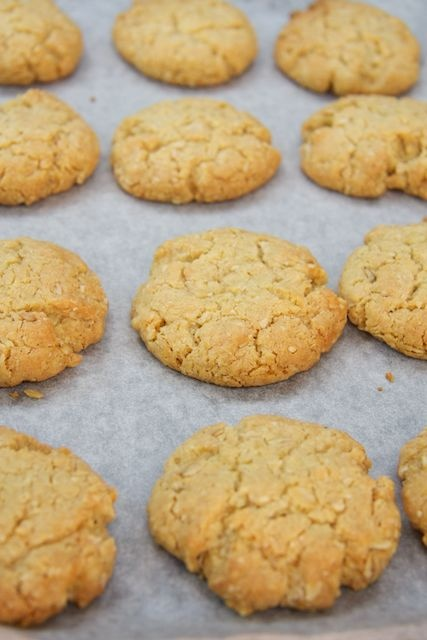 The Opies: Family Food: Easy Oat Cookies in the thermomix