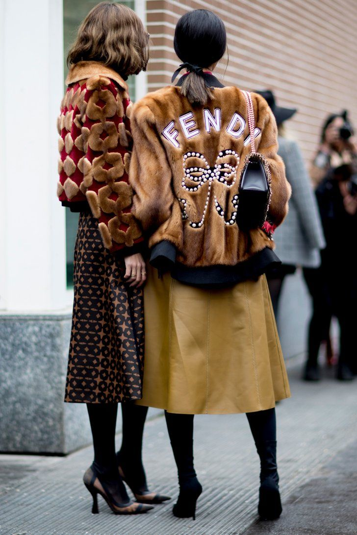 The Best Street Style Pictures From Milan Fashion Week
