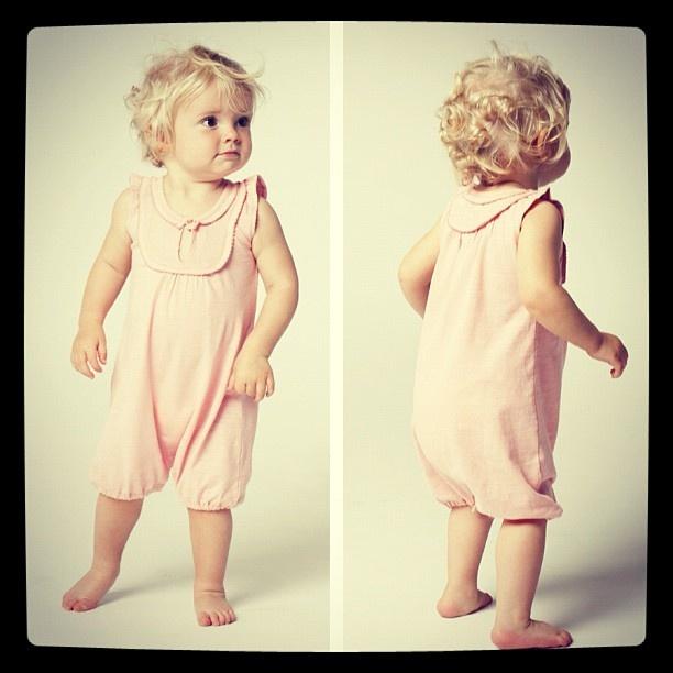 Pretty in pink.. #purebaby #pink #babygirl #summer #pretty #summer - @purebabyorganic- #webstagram