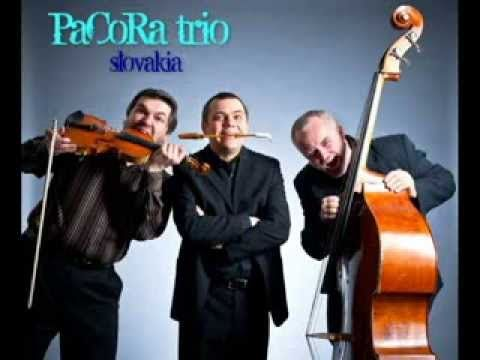 PaCoRa trio / Palúch Comendant Ragan