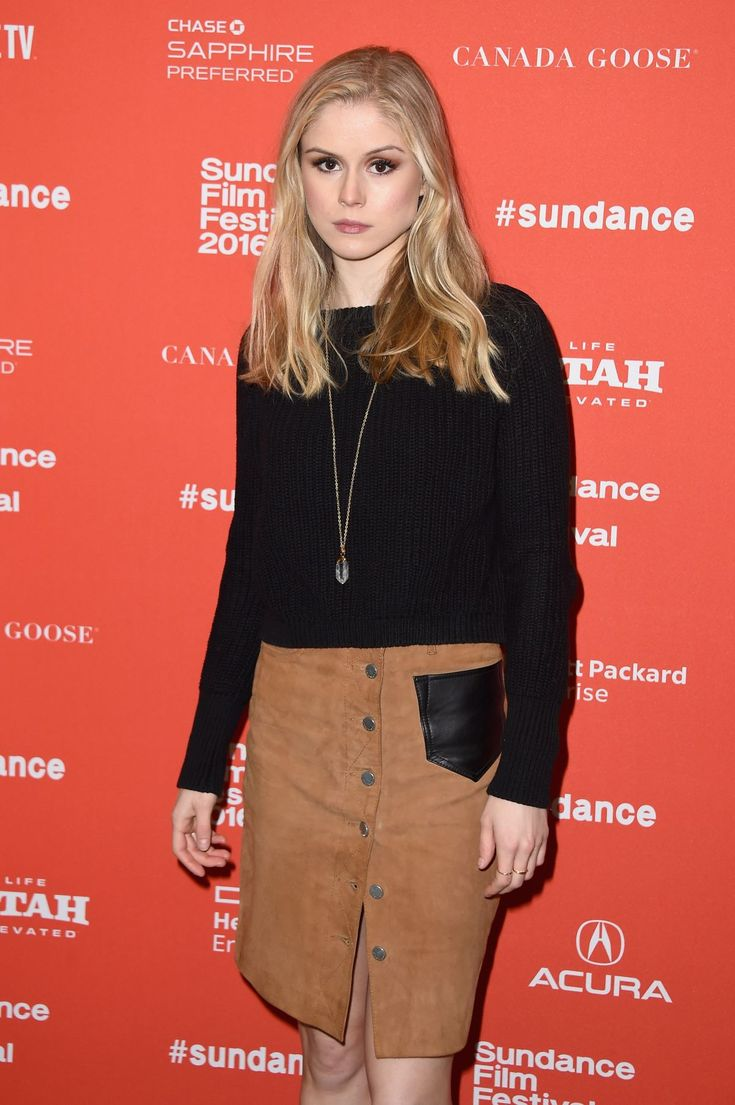 ERIN MORIARTY at Captain Fantastic Premiere at 2016 Sundance Film Festival in Park CIty 01/23/2016