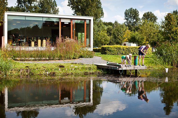 copyright Jorn van Eck gebouw Stad & Natuur Almere, stadslandgoed de Kemphaan, Almere, 70f Architecture