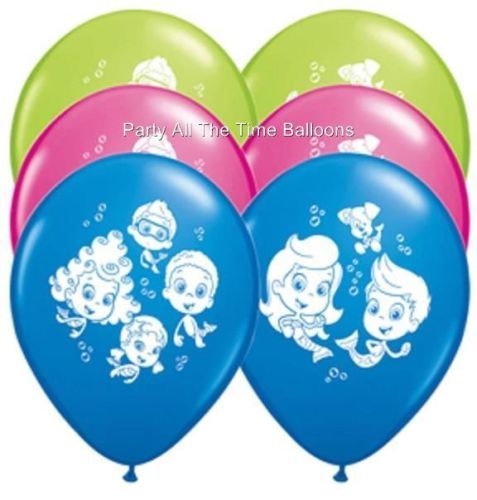 59 Best Images About Bubble Guppies Birthday Party Ideas Decorations And Supplies On Pinterest
