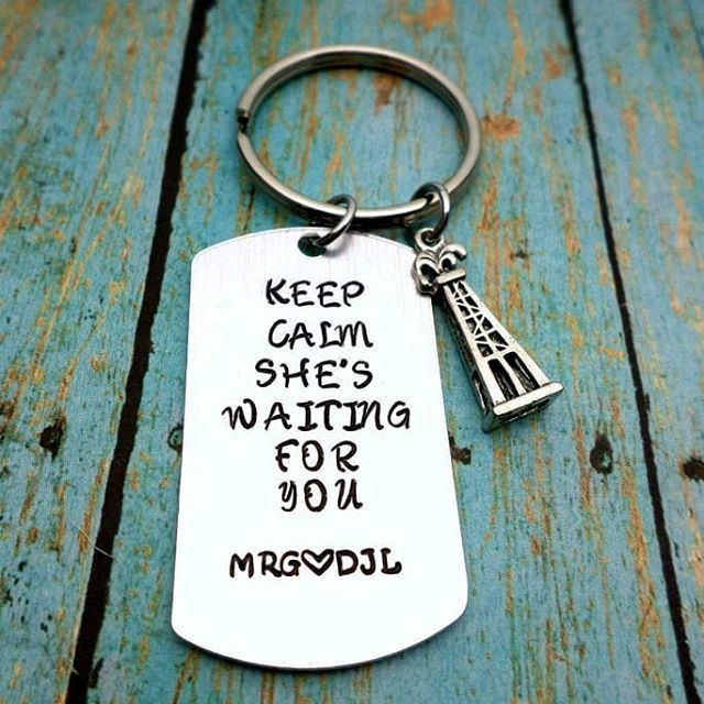 Keep Calm Oil Derrick Keychain Oilfield Wife Oilfield Girlfriend Gift for Oil Field Men Oil #valentinegift # #celebrating #love #adorable #flowers #instalove #instaromance #heart #girl #boy #marriage #romance #cozy #couplegoals #kiss #forever #hugs #couple #romantic #relationship #couples #hug #feelings#couplegoals #couple #coupleblog #oilrig #lovebirds #fun #love #riglife