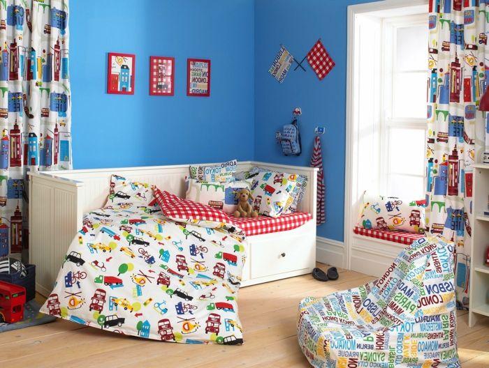 Les 25 meilleures idées de la catégorie Chambre d\'enfants rideaux ...