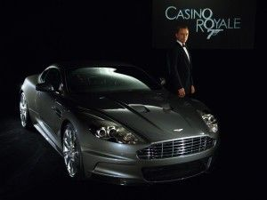 Aston Martin Dbs V12 James Bond. Casino Royal. Learn what makes you more stylish --> http://justbestylish.com/what-makes-men-more-stylish/
