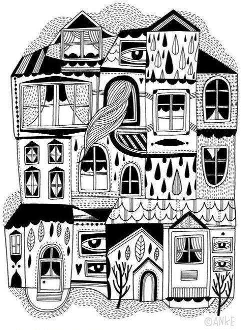 Illustration by Anke Weckmann