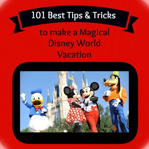 For 2014 and 2015 Disney World vacations, these are the best tips and tricks! While there's a million different opinions out there, who knows what's current and what's outdated! Having just ...