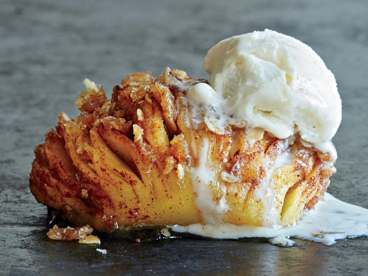We're big, big fans of the hasselback technique. We've had smashing success with both baking potatoes and sweet potatoes—the thin, partia...
