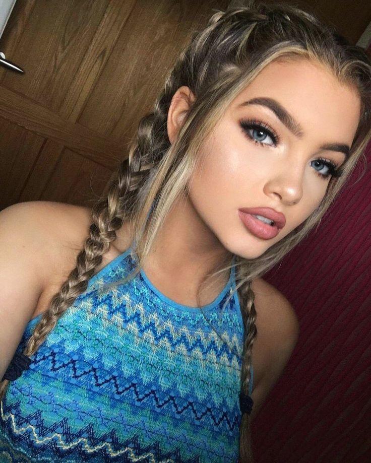 Embedded Image Boxer Braids Hairstyles Hair Makeup Hair Styles