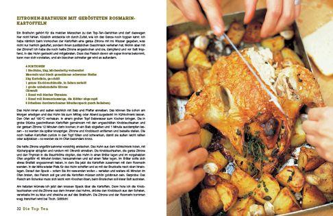 Rezept von Jamie Oliver: Zitronen-Brathuhn mit gerösteten Rosmarinkartoffeln