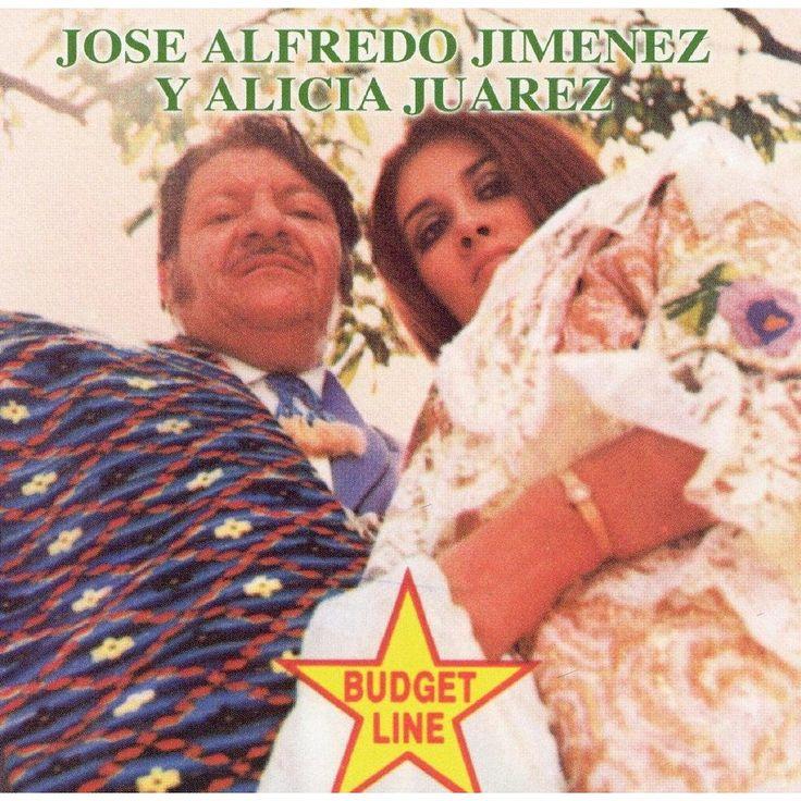Jose Alfredo Jimenez y Alicia Juarez