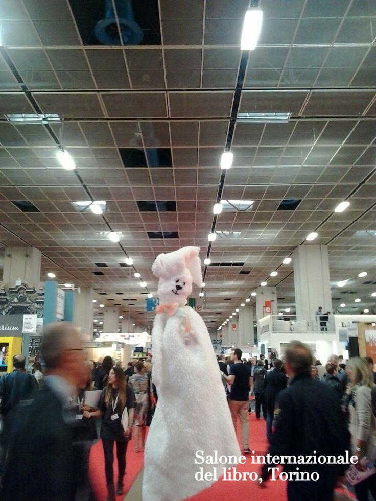 Salone internazionale del libro a Torino!