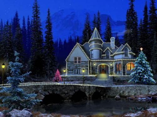 9 Best Christmas Live Wallpapers And Screensavers For Pc: 14 Best CHRISTMAS SCREENSAVERS Images On Pinterest