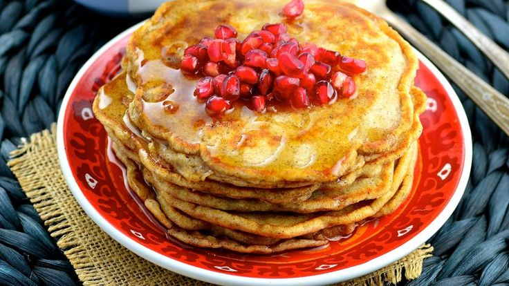 Make and share this Healthy Oatmeal Pancakes recipe from Genius Kitchen.