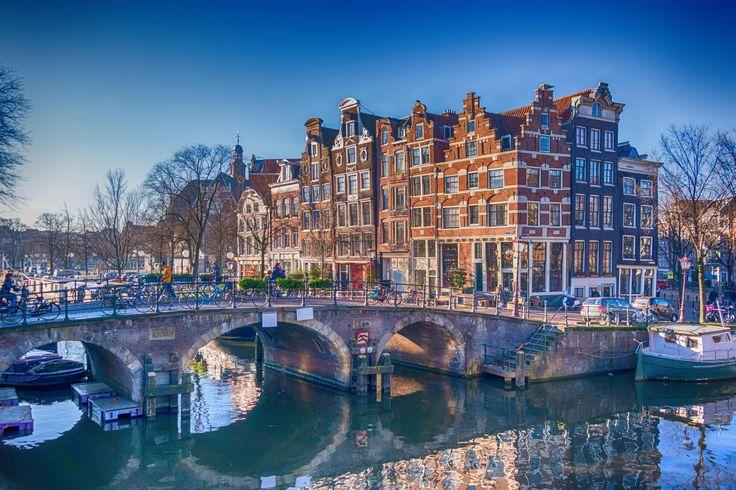 View from Papiermolensluis Amsterdam by Jöran Maaswinkel on 500px