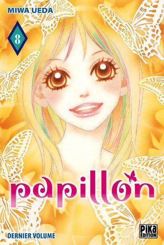 Papillon, Vol. 8.  Manga