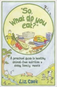 Vegan books, parenting titles, gardening and cookery.