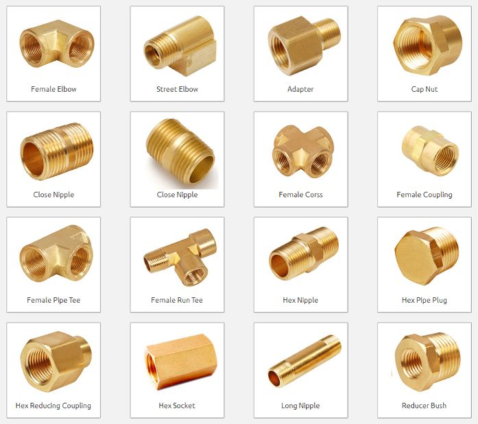 Plumbing products suppliers are known for their sturdy range available in the market. They offer latest brass pipe fittings and fixtures used in domestic and industrial areas. Brass fittings are most effective items they provide to their global clients.