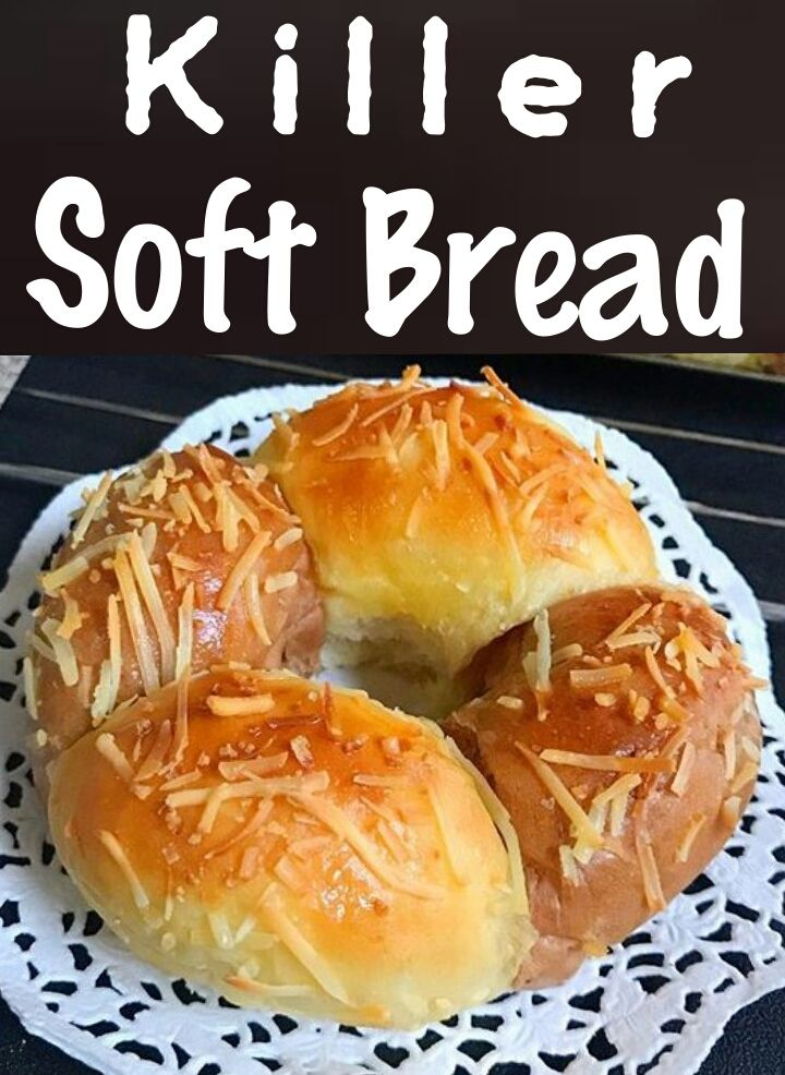 Killer Soft Bread : killer, bread