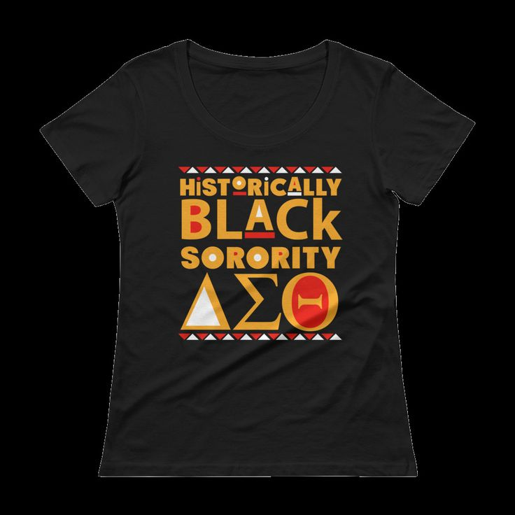 Historically Black Sorority Delta Sigma Theta. Auctiva's FREE Counter. Classic contoured silhouette with side seams. FREE Trial! Double-needle stitched sleeves and bottom hem. Single-needle stitched seamed collar. | eBay!