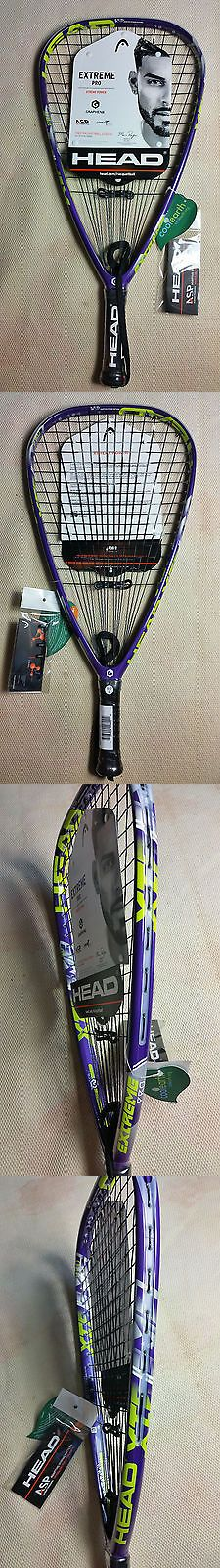Racquetball 62168: New For 2017! Head Graphene Extreme Pro Racquetball Racquet. 3 5 8 Grip Warranty -> BUY IT NOW ONLY: $179 on eBay!