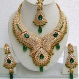 Indian and Pakistani Jewelry | India | Traditional Jewellery - Kaneesha