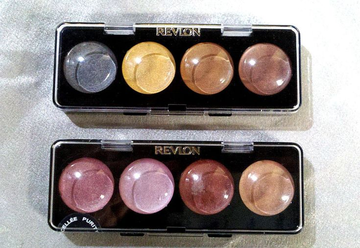 Lovely eyeshadows! REVLON EYESHADOW LOT PRECIOUS METALS 00 & PRETTY IN PEONY LIMITED EDITION EYES FACE MAKEUP COSMETICS BEAUTY - on eBay! $7.98