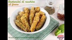 (58) zucchine al forno saporite - YouTube