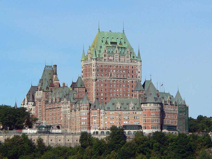 Québec - Château Frontenac