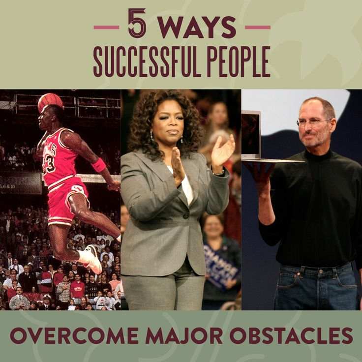 How To Successfully Overcome Adversity