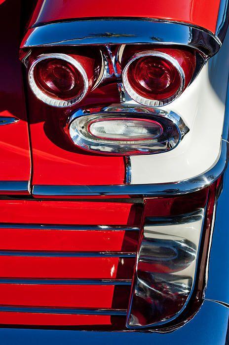 1958 #Pontiac #Bonneville #ClassicCar QuirkyRides.com