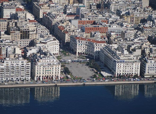 Thessaloniki is the second largest city of Greece