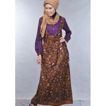 Dunia Fashion - Baju Batik Wanita 1057