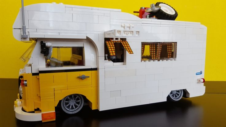 die besten 25 lego bulli ideen auf pinterest lego vw. Black Bedroom Furniture Sets. Home Design Ideas