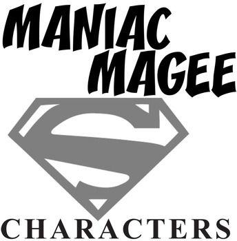 Read book maniac magee study guide part i by anna marie woloszyn ...