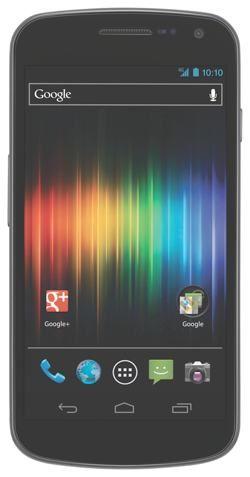 Samsung Galaxy Nexus 4G Android Phone (Verizon Wireless)
