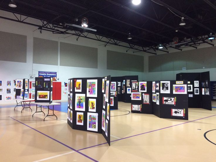 Art Festival 2014-15, We have just completed our 2014-15 school Art Festival! Here are some pictures of the layout & artwork.