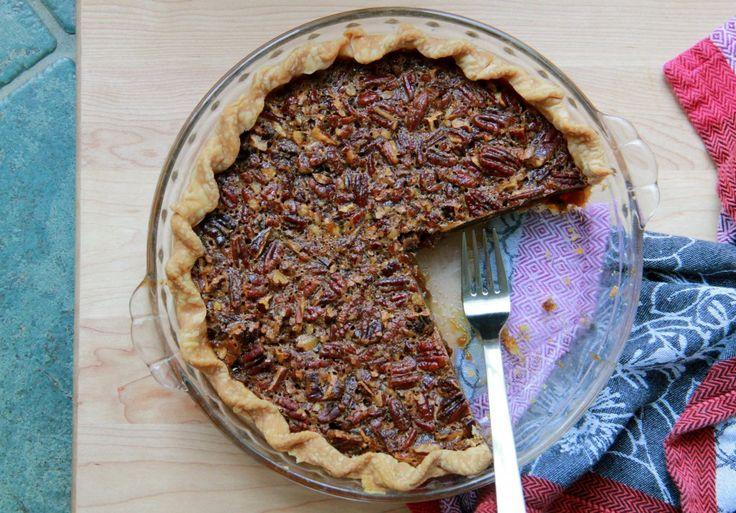 Maple Pecan Pie America S Test Kitchen
