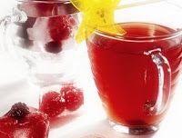 Эликсир молодости: Компот из ягод с мёдом