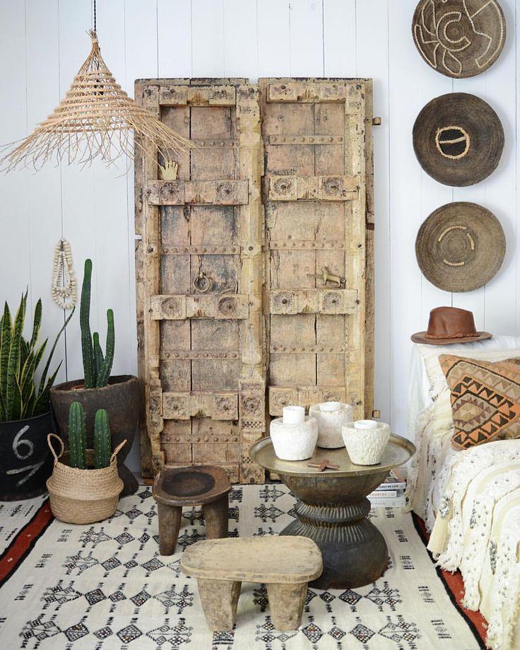 @apartmentf15 --Philippe Xerri for Rock The Kasbah Tunisian pendant light from…