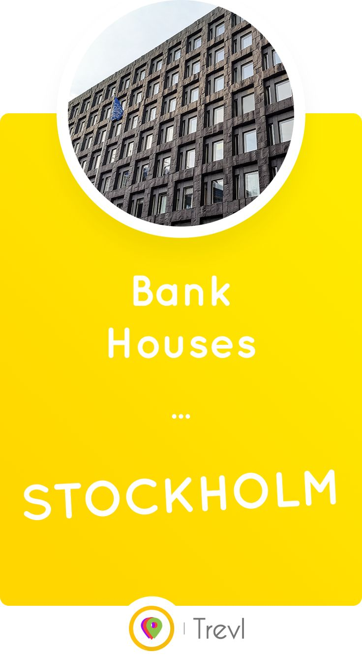 Discover the current and former residences of the Swedish National Bank, the world's first central bank.