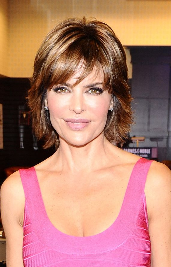 Lisa Rinna underwent surgery to reduce her silicone lip injections in August, and the results were on display when she and husband Harry Hamlin did a book signing on Tuesday. Description from huffingtonpost.com. I searched for this on bing.com/images