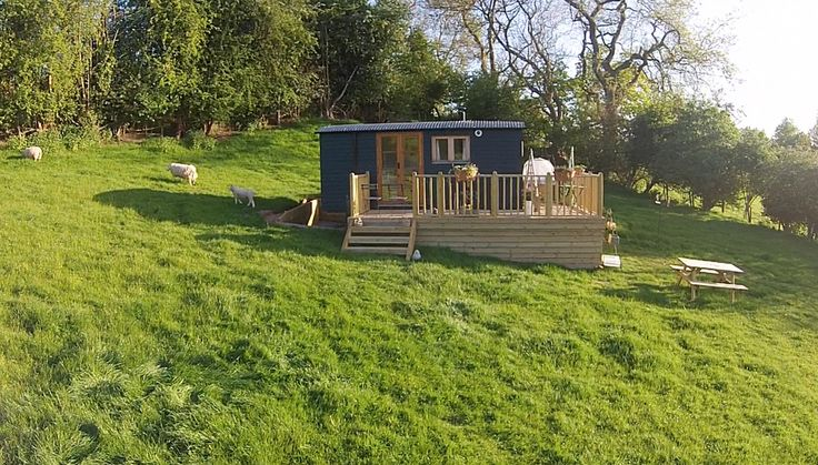 Beunos Huts - Glamping in Wales