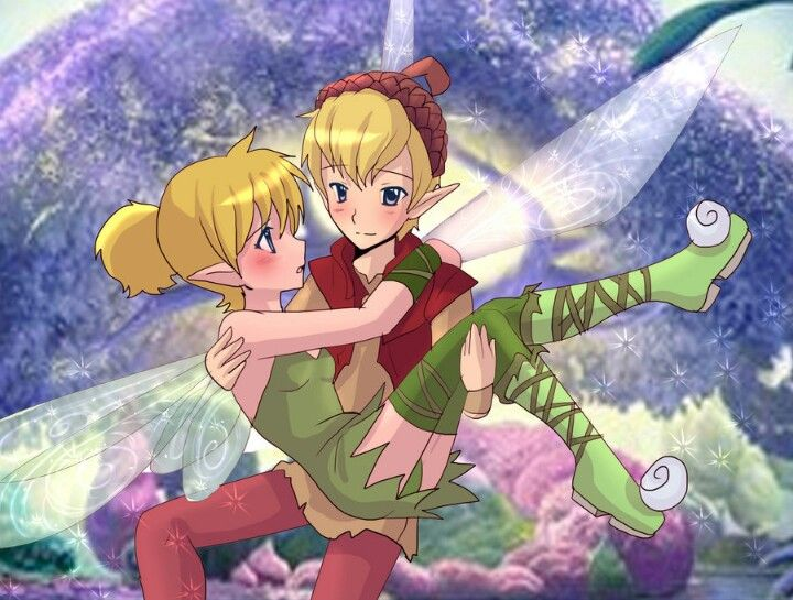 tinkerbell and terence fanfiction jealous